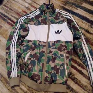 Other - Adidas track jacket